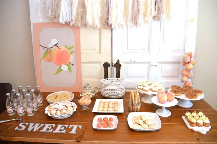 peach baby shower on pinterest ballet baby shower baby showers