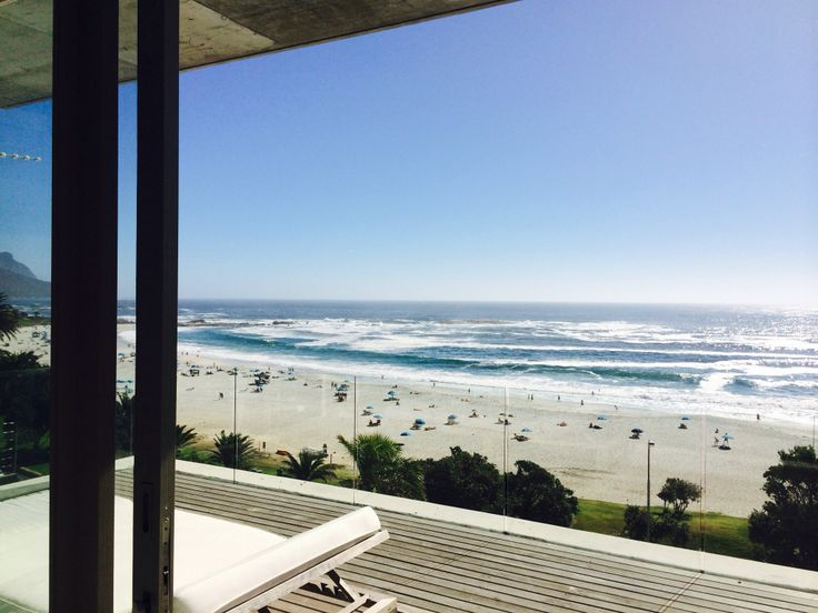 15 Views Penthouse overlooking Camps Bay beach