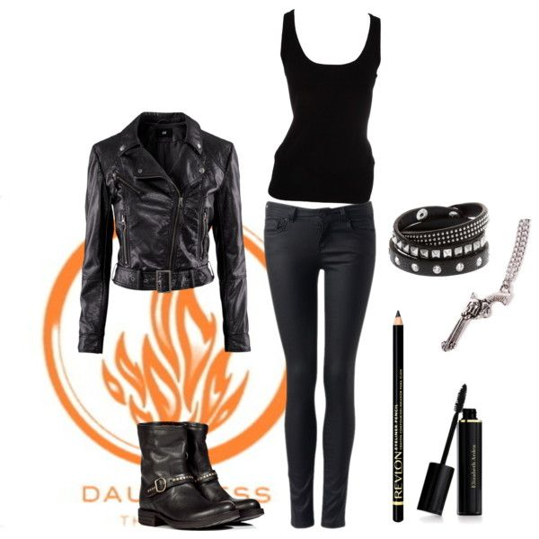 """Divergent - Dauntless - The brave"" by mockingaby on Polyvore:"
