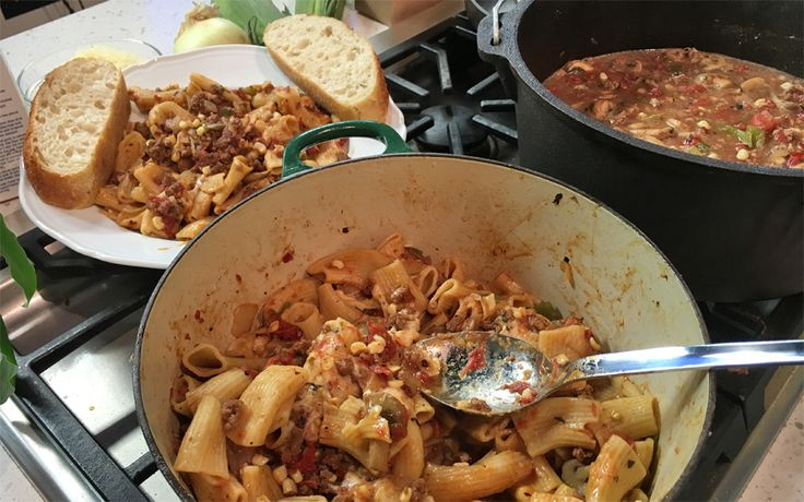 1000+ images about Perfect Pasta on Pinterest   Bowtie pasta salads ...