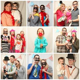 NBrynn: Circus Birthday Party + Giveaway