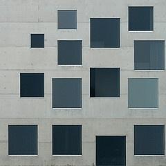 Zollverein School of Management and Design Essen Architekten SANAA Kazuyo Sejima + Ryue Nishizawa