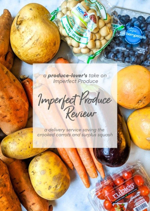 A ProduceLover's Take on Imperfect Produce Wholly