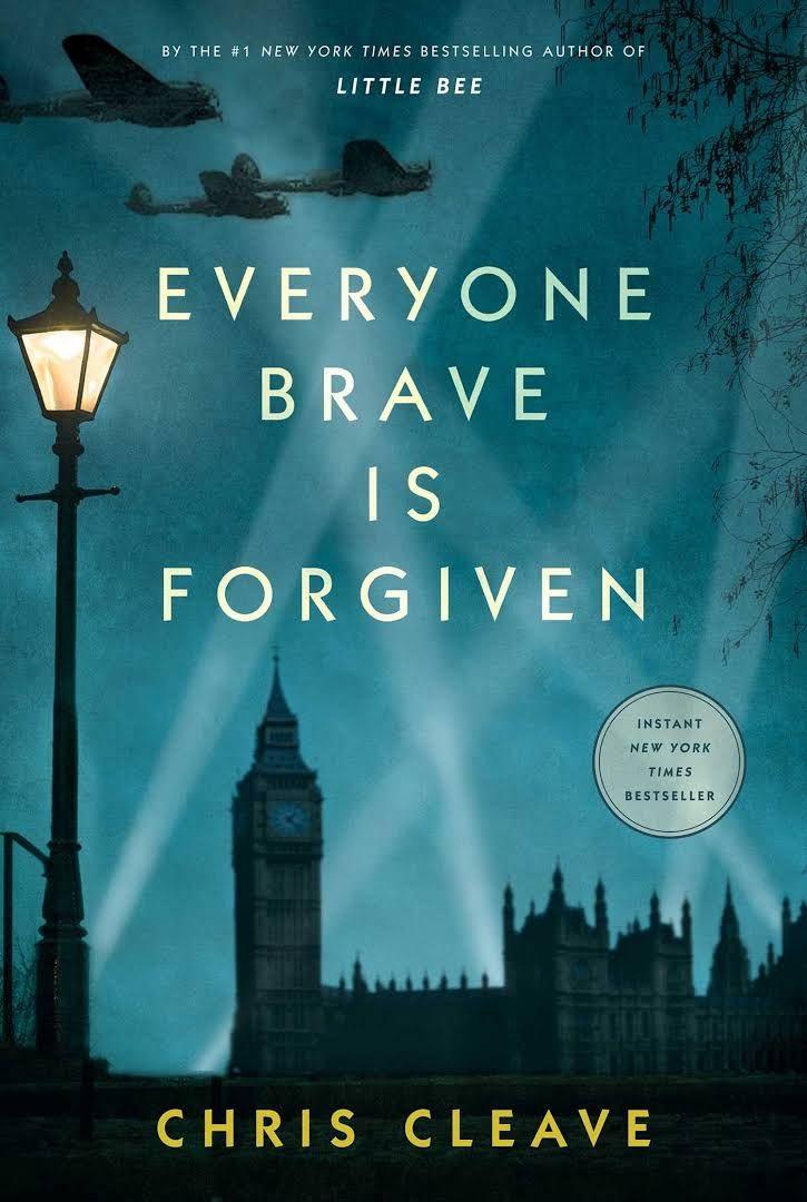 World War 2. London. Love story. War story. Gory story. Pretty good.