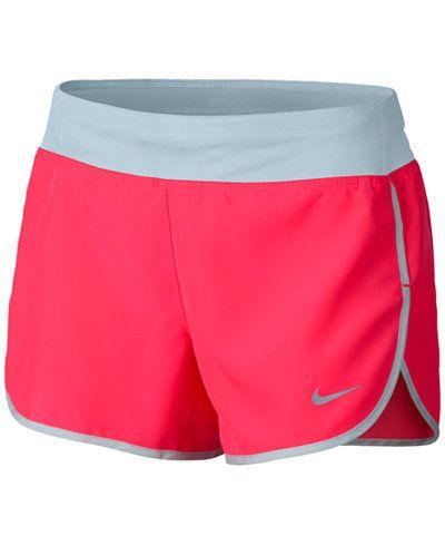 pretty nice fd490 19f9b Nike Dri-FIT Dry Running Shorts, Big Girls (7-16)