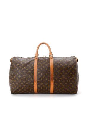 Louis Vuitton Louis Vuitton Keepall 55 Bandouliere in Brown