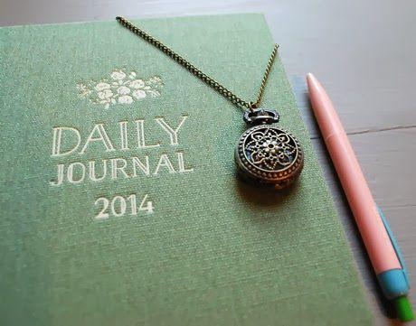 Frankie Magazine Diary 2014