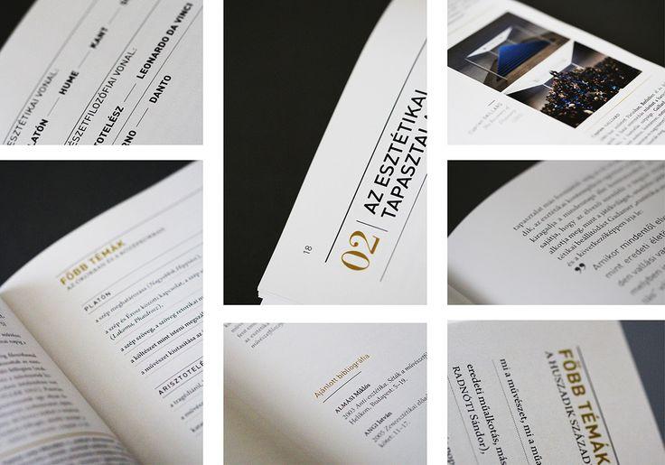 Túlélőkészlet az esztétikához (book design) on Behance