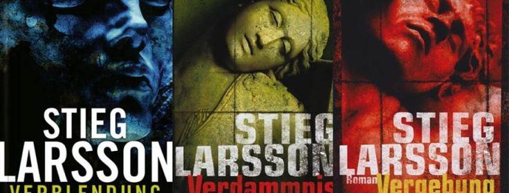 VERBLENDUNG, VERDAMMNIS, VERGEBUNG VON STIEG LARSSON Die Stieg Larsson Trilogie gehört für mich zu den besten Büchern der letzten Jahre. Der Schwedenkrimi ist fesselnd und überraschend. Wer sie noch nicht gelesen oder geschaut hat, sollte sich diese Trilogie auf die To Read Liste setzen.