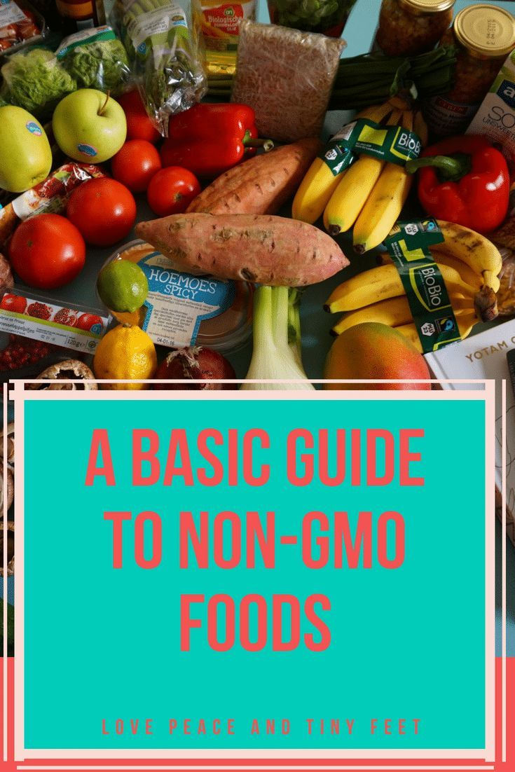 Non Gmo Meaning A Basic Guide To Non Gmo Foods Gmo Foods Quick Organic Recipes Food