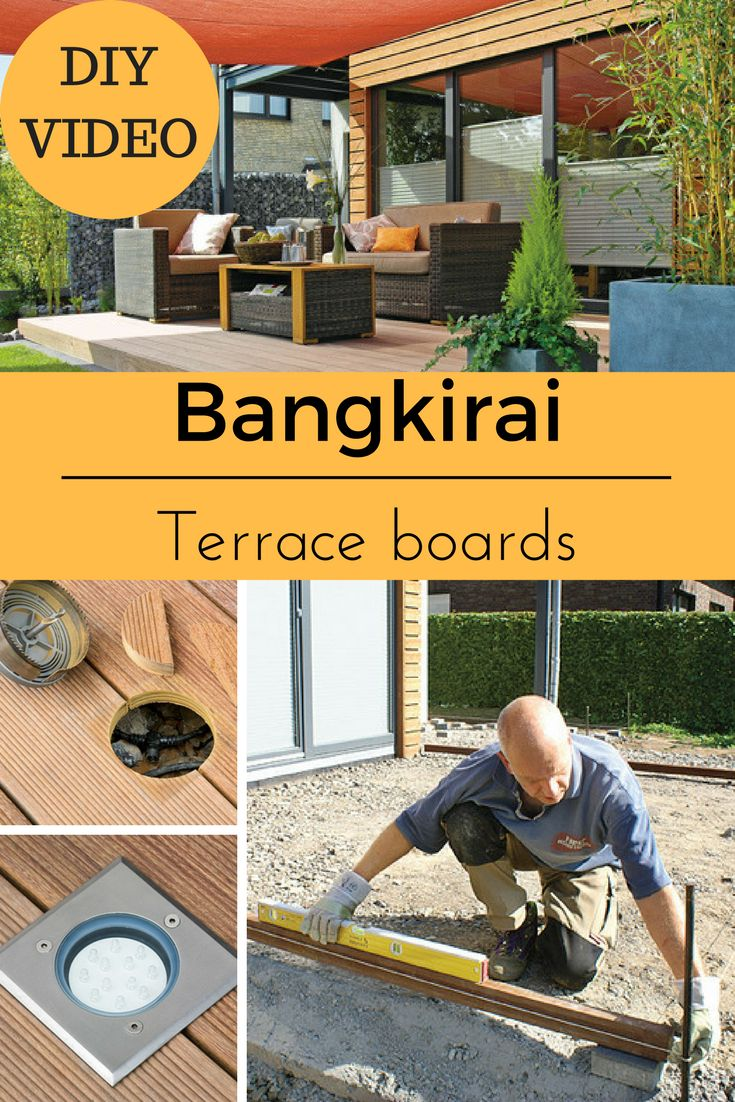 25 best ideas about bangkirai terrasse on pinterest. Black Bedroom Furniture Sets. Home Design Ideas