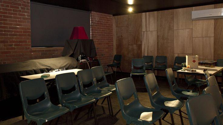 VU Performance Space - Room