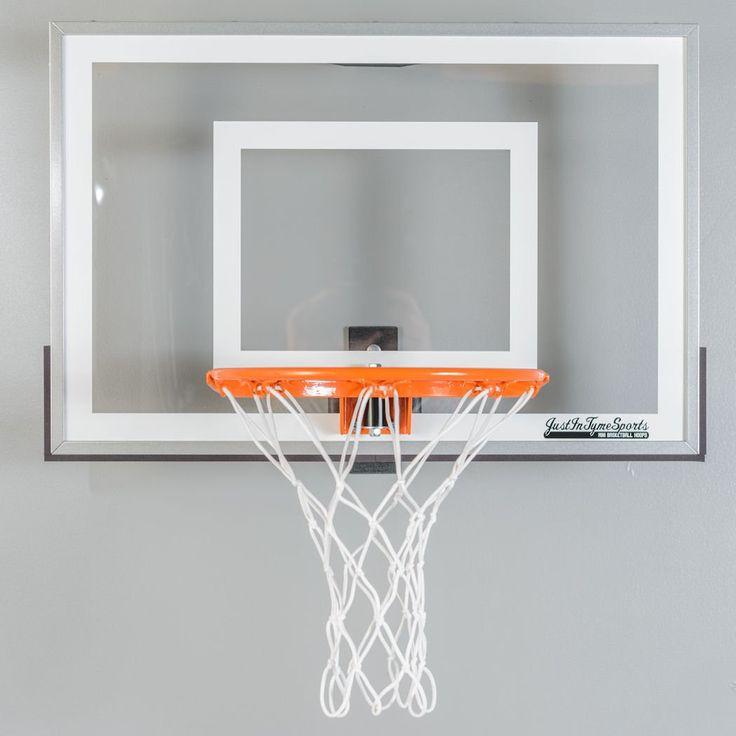 Wall Mounted Mini Basketball Hoop - Mini Pro 2.0