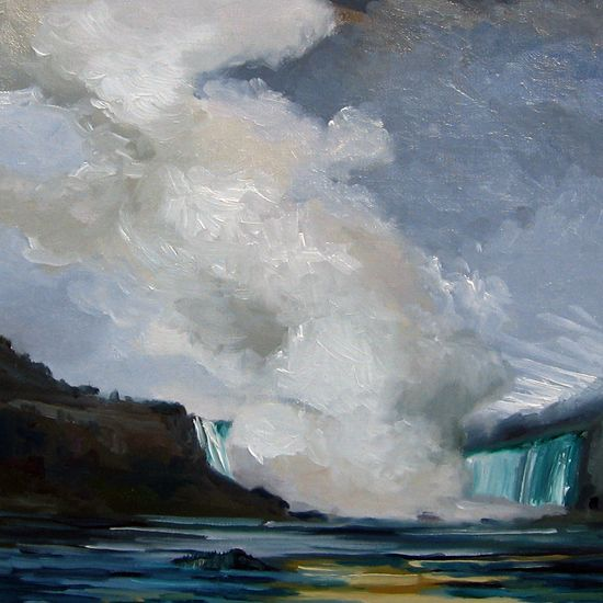 20 Best ART Of NIAGARA FALLS Images On Pinterest