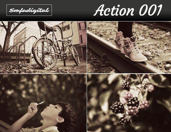 Smfadigital: 2 Free Photoshop Actions
