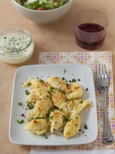 Photo 2 de recette Pâtes alsaciennes (Knepfle) - Marmiton