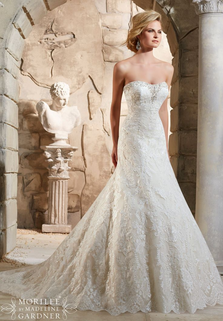 Mori lee wedding dress rn 21360