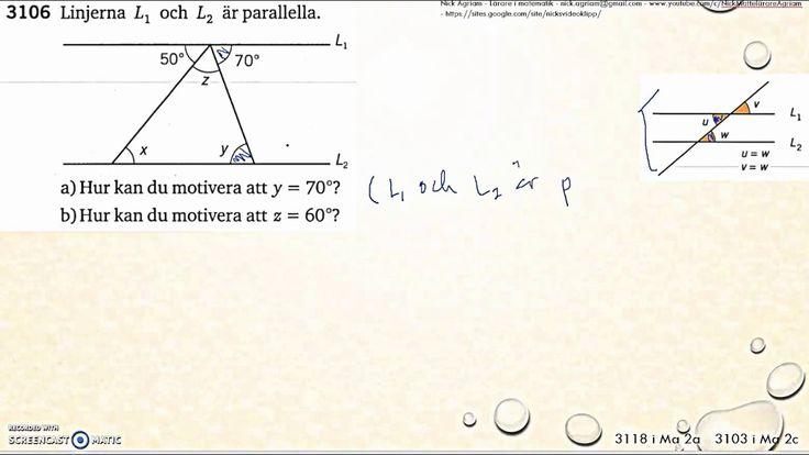Matematik 5000 Ma 2a   Kapitel 3   Geometri   Geometri och bevis   3118