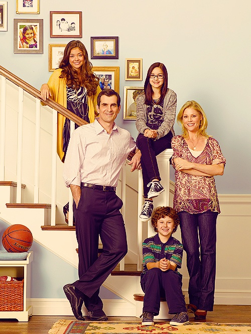modern family !! season 1