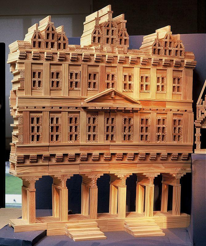 Kapla-construcciones grandes