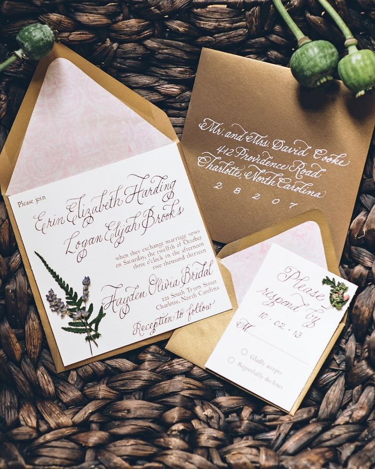 White and Gold Wedding gold wedding invites