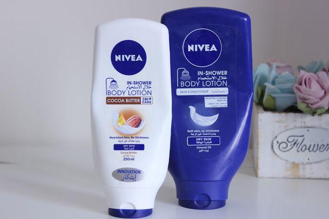 Njodicon سلسلة زحمة منتجات خلصتها ورأئيي فيها 2 Cocoa Butter Body Lotion Nivea