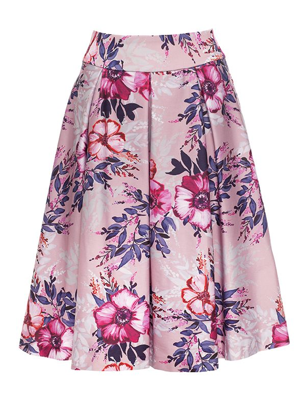 Boutique Floral Skirt | Skirts | Review Australia