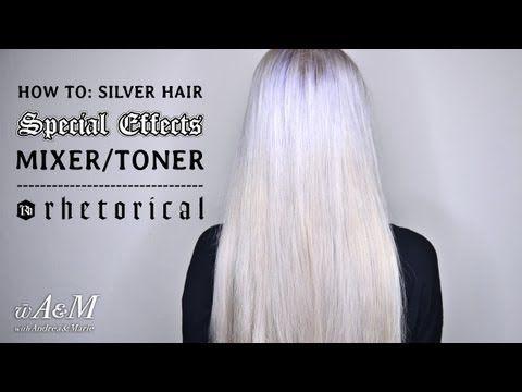 Die Besten 20 Silbernes Haar Toner Ideen Auf Pinterest