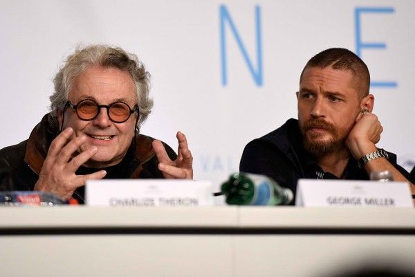 'Mad Max: The Wasteland' Director George Miller Confirms Doof Warrior Return; Tom Hardy Reunites With Flame-Throwing Guitarist : News : Celebeat