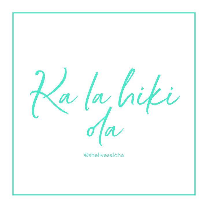 Pin On Hawaiian Language