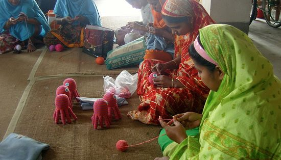 Pebble Handmade Fairtrade Octopus - Pebble - Brands - Global Baby