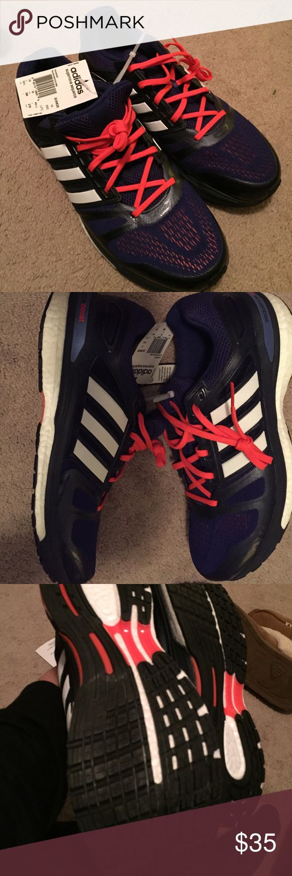 Adidas supernova sequence NWT! Never worn!!--NO TRADES/HOLDS Adidas Shoes Sneakers