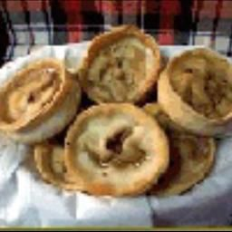 Scottish Meat Pie on BigOven: This is my version of a meat pie found in Salt Lake City (Morrison Meat Pie), It has been a well known meat pie in our area, but not found in other areas.  We serve them in a bowl, covered with a beef broth or chili with beans.  They are absolutely delish.