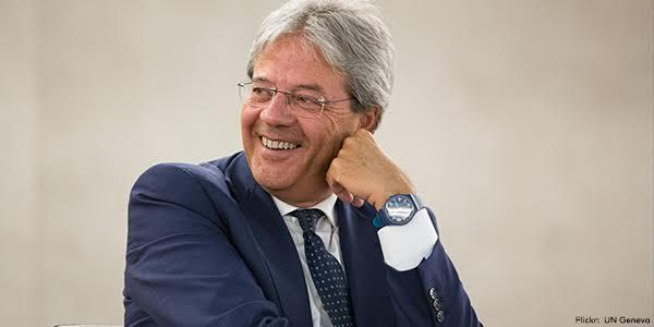 Tweet now to Congratulate Paolo Gentiloni on his new job as prime minister of Italy and ask him to be our food hero in 2017.