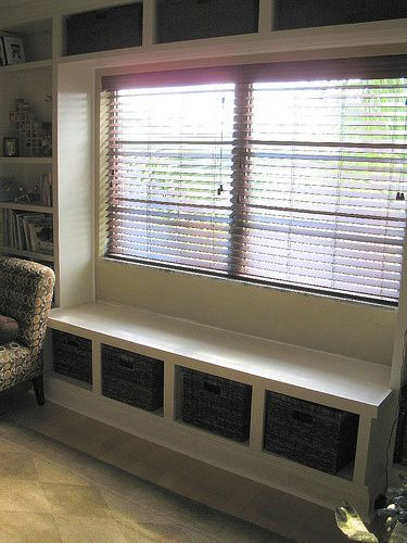 Window Bookcase Our Inspiration Window Seat Bookcase