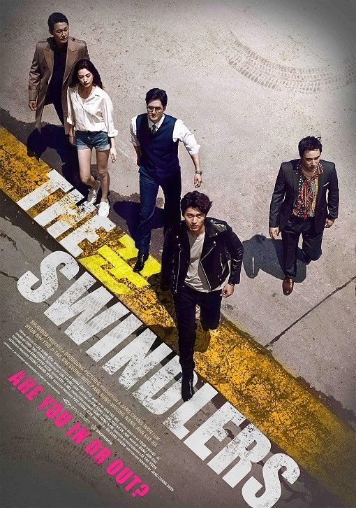 Alexia Netflix: The Swindlers (2017) Korean 720p BDRip x264