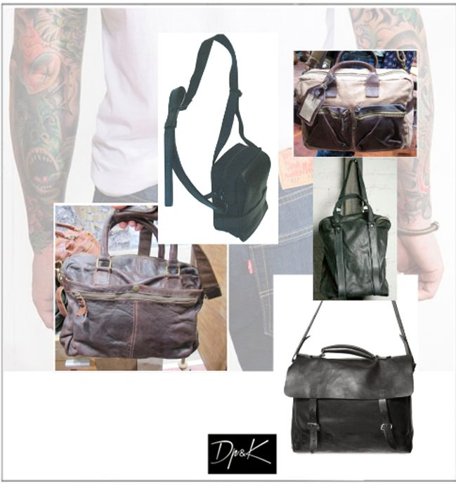 Fine leather luggage and handbags by DpK