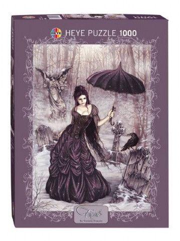Victoria Francés Puzzle Favole Angel (1000 Teile)