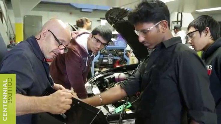 Centennial College: Motive Power Technician