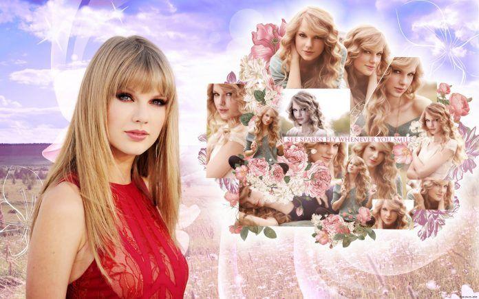 Taylor Swift Nice Wallpaper - HD Wallpapers - Free Wallpapers - Desktop Backgrounds