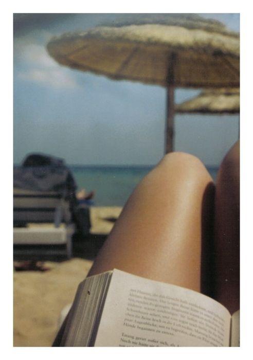 Ideas, Life, Favorite Things, Summer Day, Reading Book, Beach Reading, At The Beach, Beach Sun, Good Book