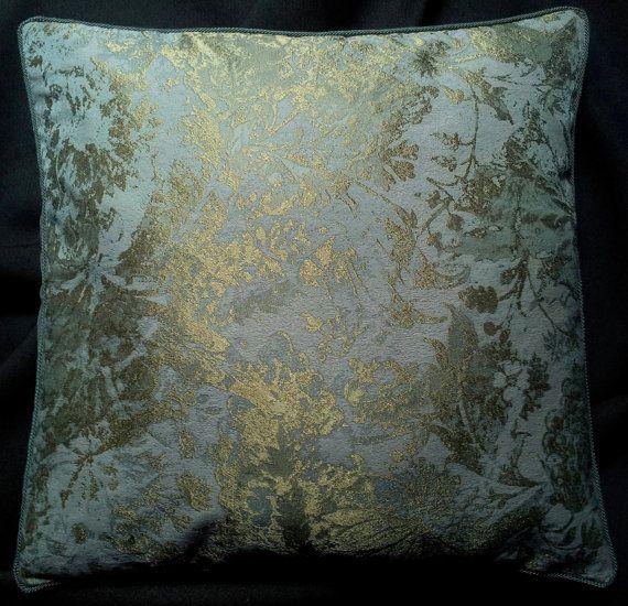 Throw Pillow Cushion Cover Rubelli Jacquard by OggettiVeneziani