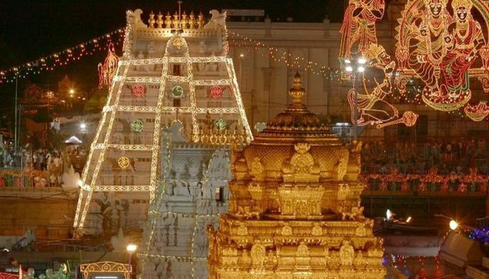 Take a tour of Tirupati temple on TV – Gossip Movies