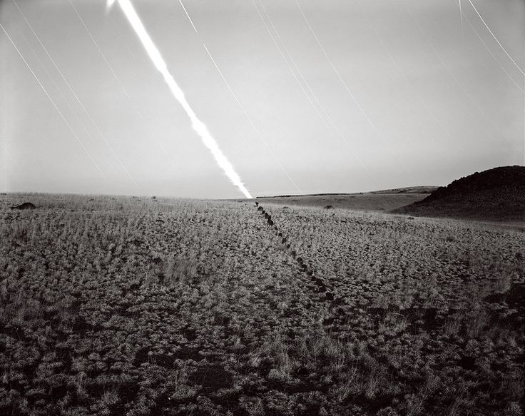 Grassland Moonset, Gila National Forest, New Mexico © David Shannon-Lier, 1st place, series, LensCulture Exposure Awards 2015. Of Heaven and Earth - Photographs by David Shannon-Lier | LensCulture