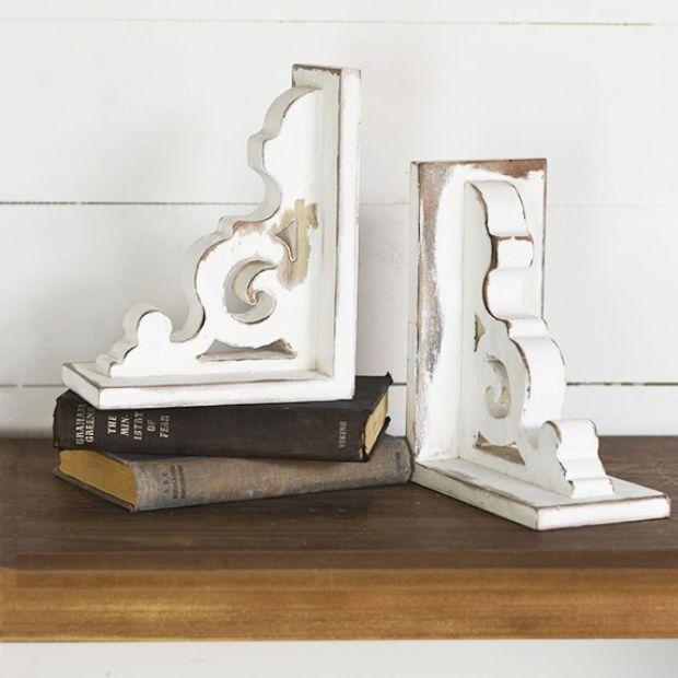 Decorative Distressed Corbels Set Of 2 Decorative Corbels Decor Rustic Bedroom Decor