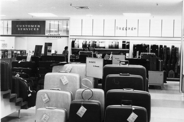 Luggage Department