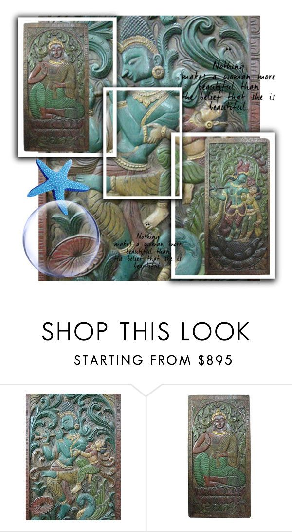 Antique Wall Sculpture by baydeals on Polyvore featuring interior, interiors, interior design, home, home decor and interior decorating  http://stores.ebay.com/mogulgallery/CARVED-DOORS-/_i.html?_fsub=353415319&_sid=3781319&_trksid=p4634.c0.m322