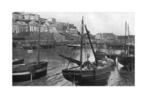 PhotoArt by Tony Mills: Mousehole harbour, Cornwall.