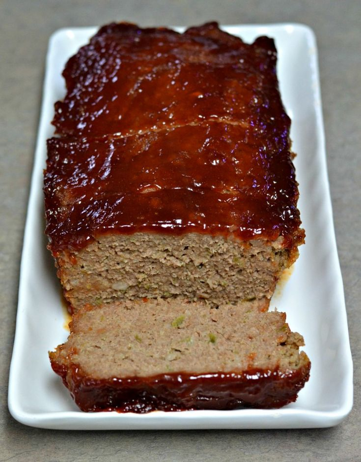 Lack toast and tolerant recipes for meatloaf