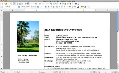 Golf Tournament Entry Forms are an informational one-sheet that players are required to fill out in order to participate in your charity golf tournament or golf fundraising event. Download a FREE sample here